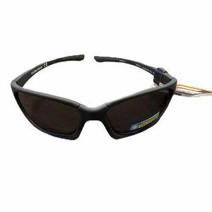 Ironman Black Courage Polarized Sunglasses New